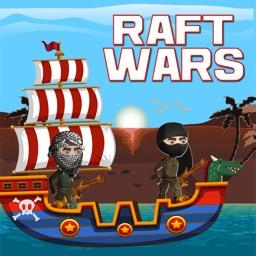 Raft Wars - raft survival