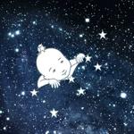 Cosmic Baby Brain Development
