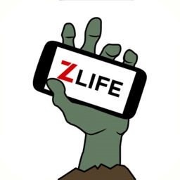 Zlife AR: Real World Zombies