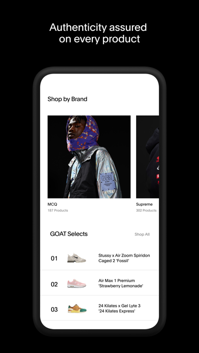 Download GOAT – Sneakers & Apparel for Android