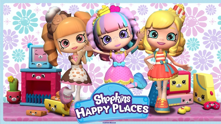 Shopkins Happy Places screenshot-0