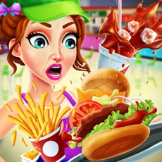Activities of Food Court Cooking Game