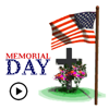 Animated Memorial Day Emoji