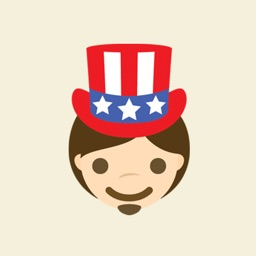 Uncle Sam - USA emoji pack