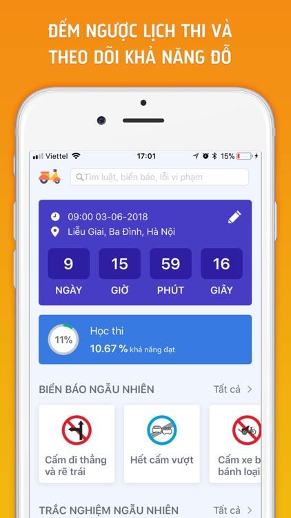 Ôn Thi GPLX A1 & B2 screenshot-3