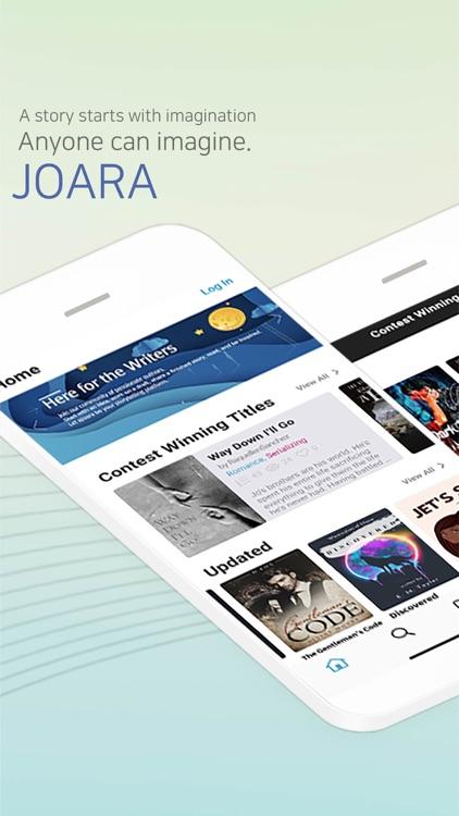 aJoara - Read & Write Stories
