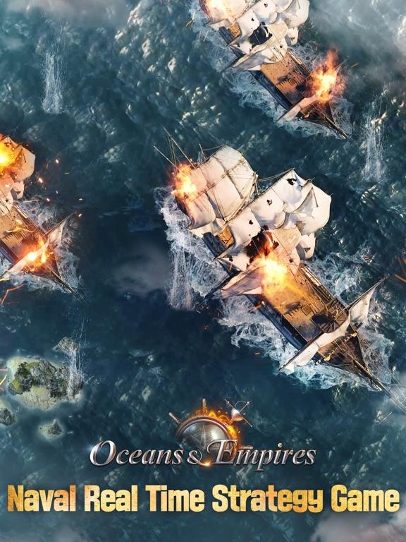 Oceans & Empires для iPad