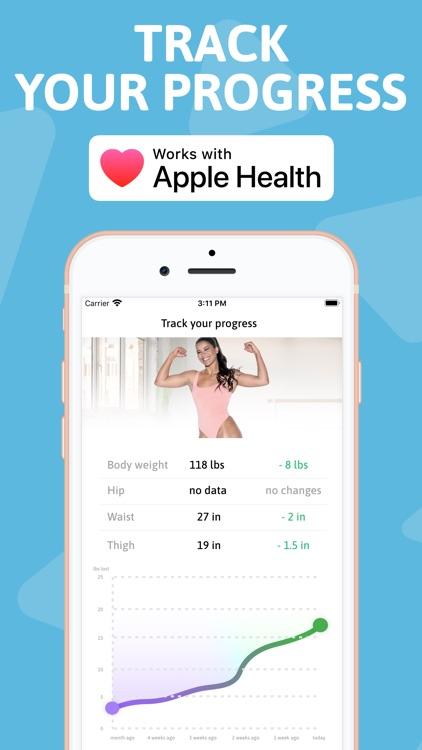 Grow with Jo - Diet & Workout screenshot-7