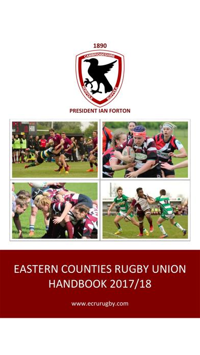 ECRU Rugby screenshot 1