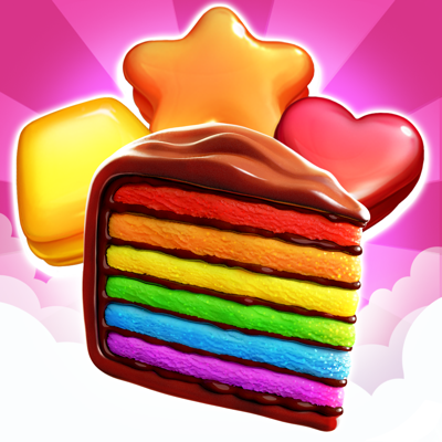 Cookie Jam Matching Game - Tips & Trick