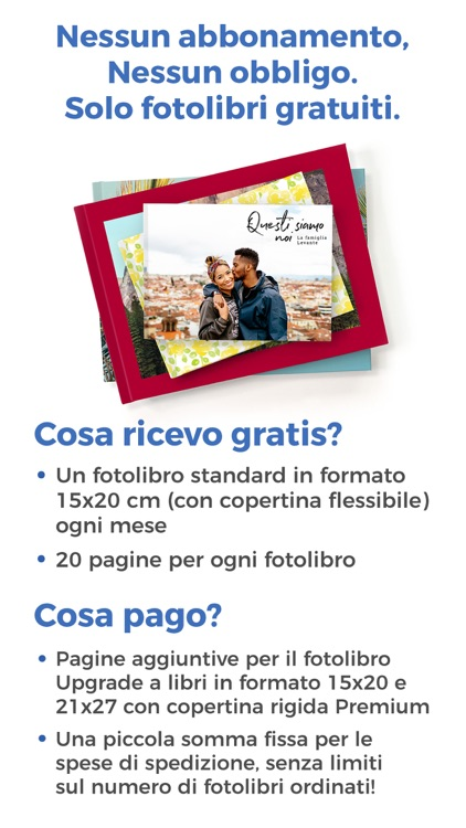 FreePrints Fotolibri Gratuiti screenshot-4