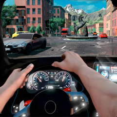 Conduire la voiture 2022