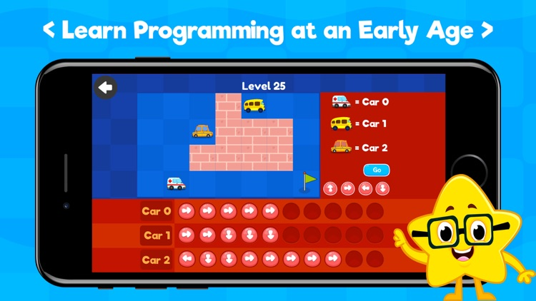 Coding Games - School Version screenshot-3