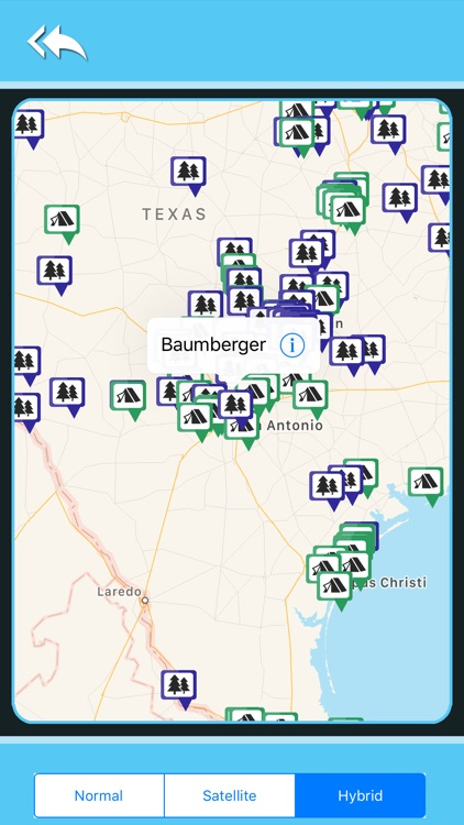 Texas Camping & State Parks screenshot-4