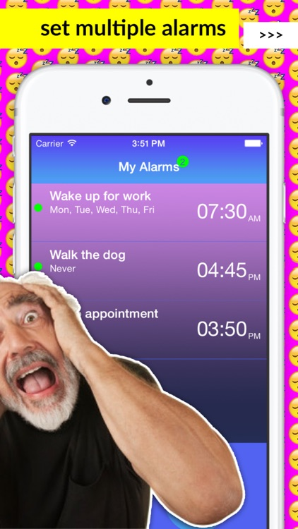 Loud Alarm Clock PRO Sleep + screenshot-2