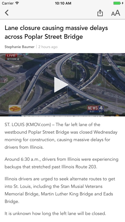 KMOV News St. Louis