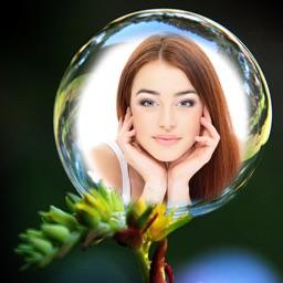 Bubble Photo Frames HD