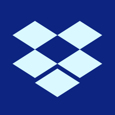 ‎Dropbox - Salve, compartilhe
