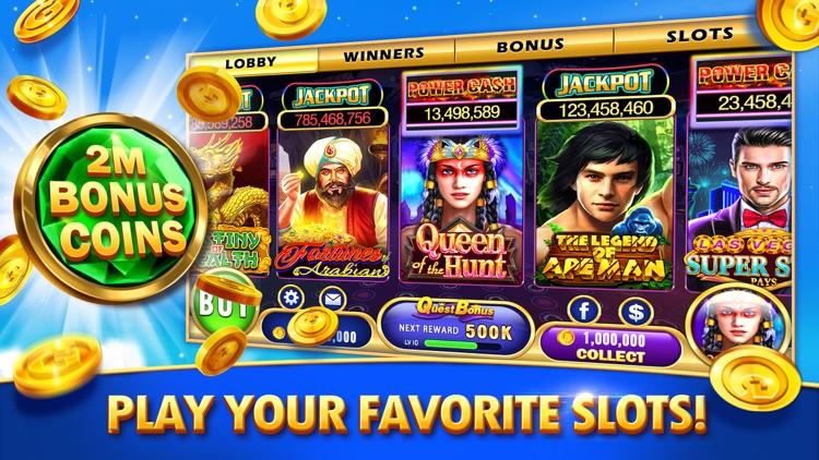 Bonus of Vegas Slots Casino screenshot-9