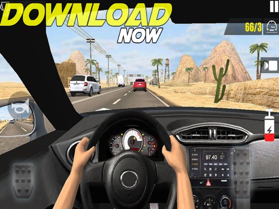 Car X Traffic Tour Uphill Pro для iPad