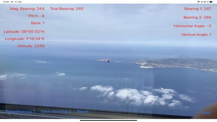 Digital Bearing Compass screenshot-4