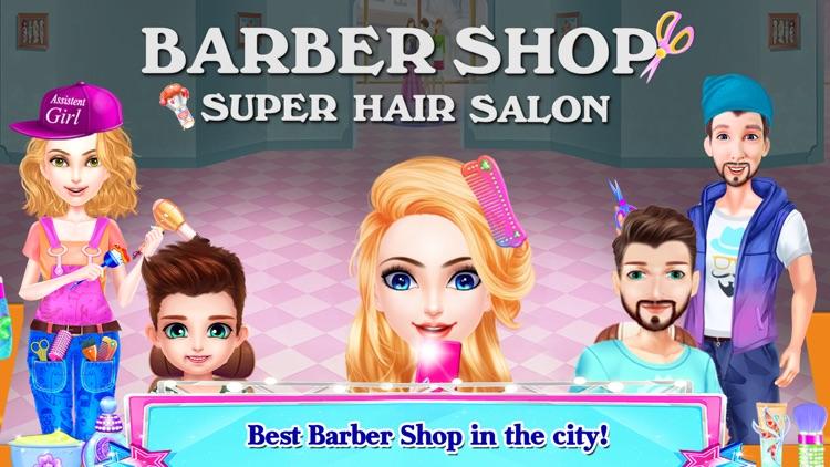 Barber Shop Super Hair Salon