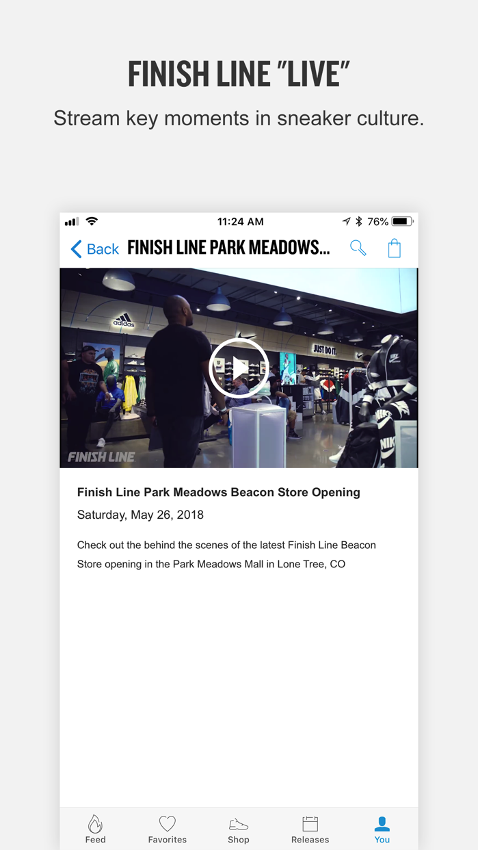 Finish Line – Winner's Circle Screenshot