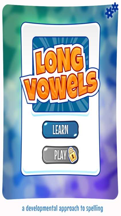 Long Vowels Word Study