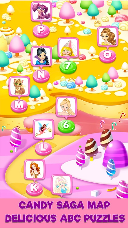 Puzzle ABC: Alphabet Puzzle screenshot-4