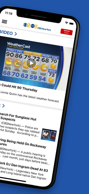 f9764f602f CBS Local on the App Store