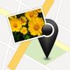写真マップ - どこで撮った写真?