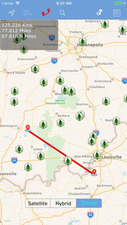 Indiana State Parks! screenshot-3