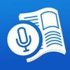 音声リーダー - iPhoneアプリ