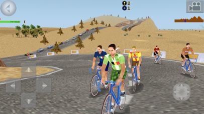 Ciclis 3D - The Cycling Gameのおすすめ画像4
