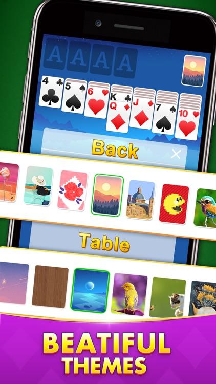 Solitaire for Cash - Win Money screenshot-3