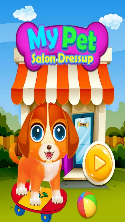 My Pet Care Salon Dress Up screenshot-4