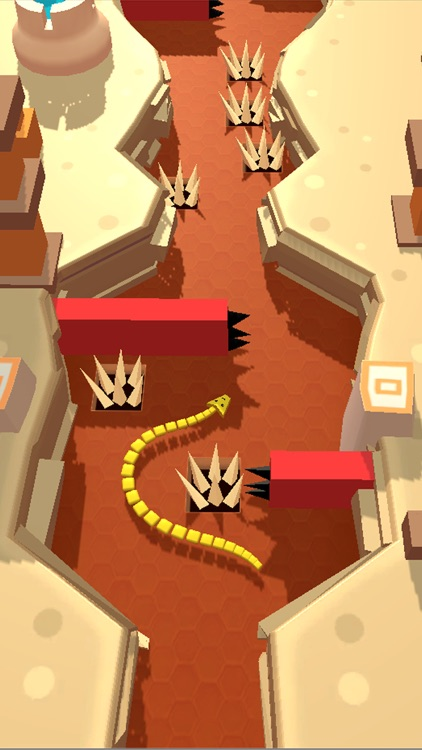 Tap Snake Game screenshot-0