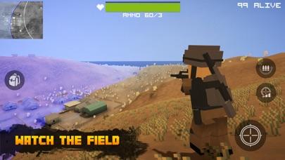 Zero Chance Battlegrounds screenshot 4