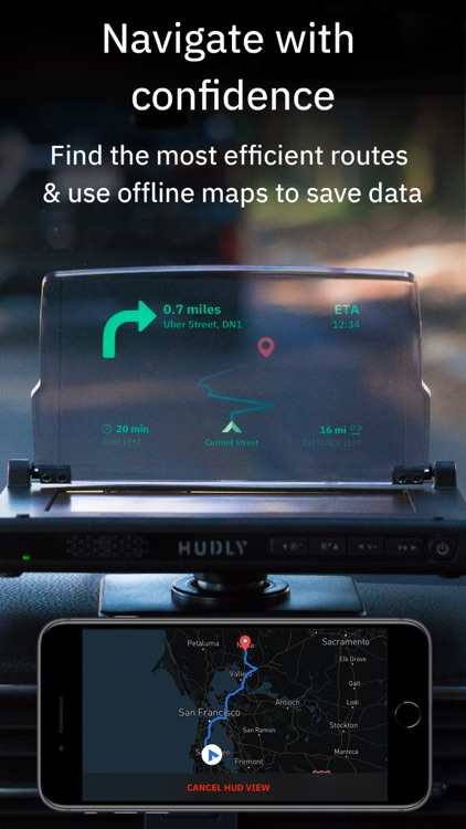 Hudly - Drive Smarter screenshot-1