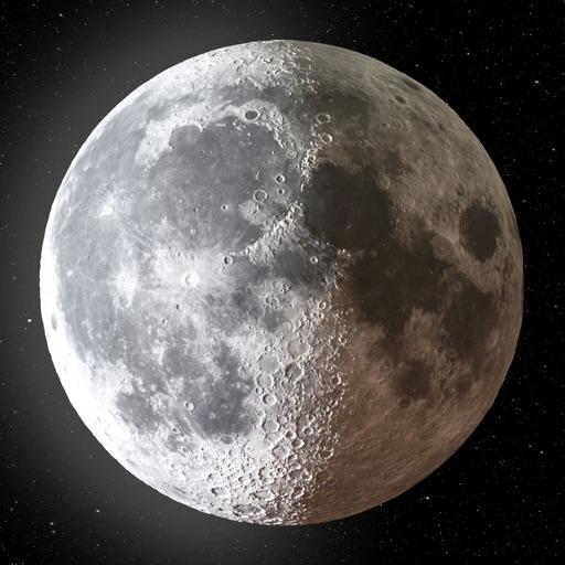 Текущая фаза луны