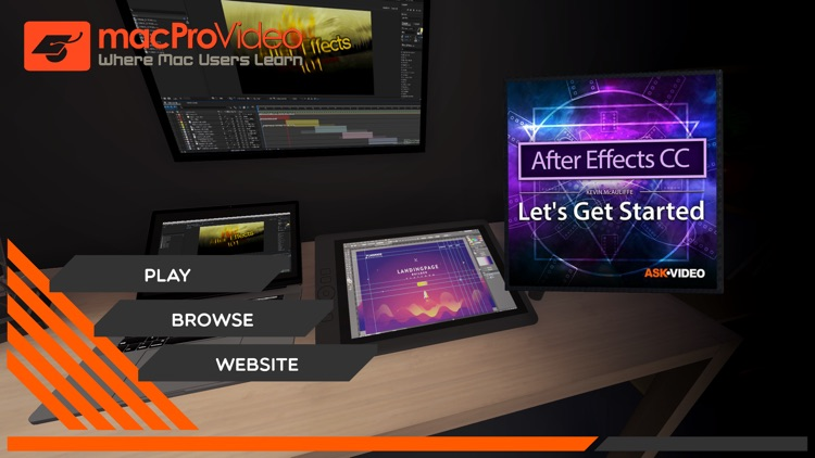 Get Started with After Effects screenshot-0