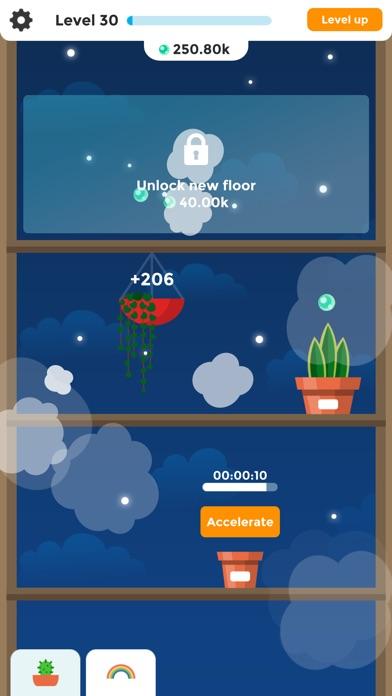 Terrarium: Garden Idle screenshot 2