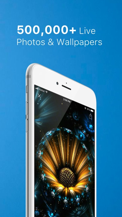 Screenshot #6 for PhotoX Pro Top Live Wallpapers