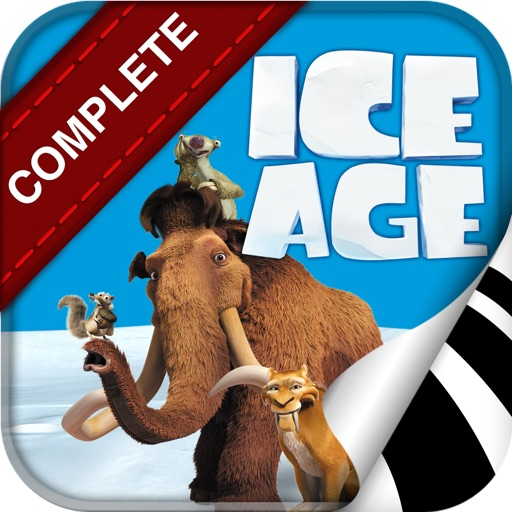Ice Age Movie Storybook Collection - Complete