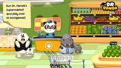 Dr  Panda's Supermarket | | BestAppsForKids com