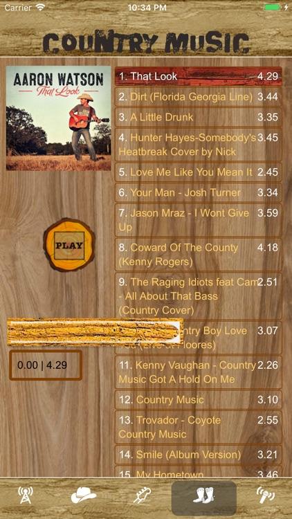 Country Music screenshot-3