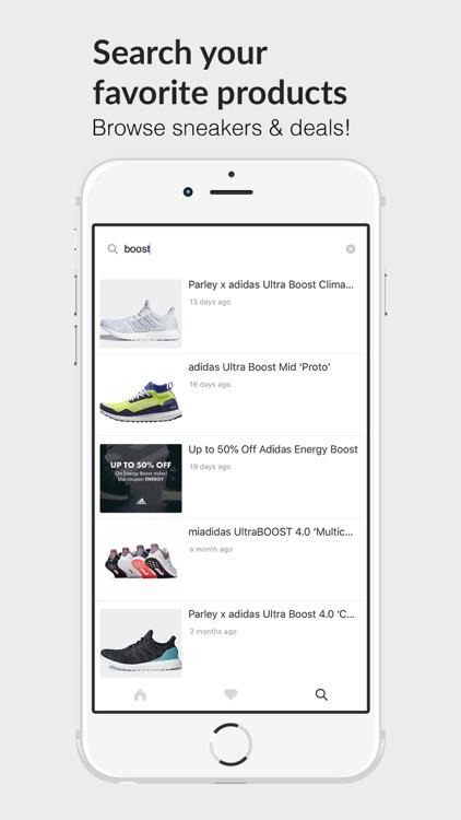 Sneaker Assist screenshot-3
