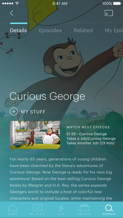 Hulu: Watch TV Shows & Movies app image