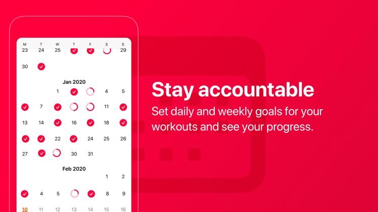 Cycling Workout Companion App screenshot-4