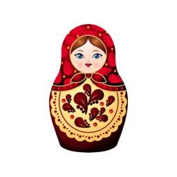 Russia Stickers!
